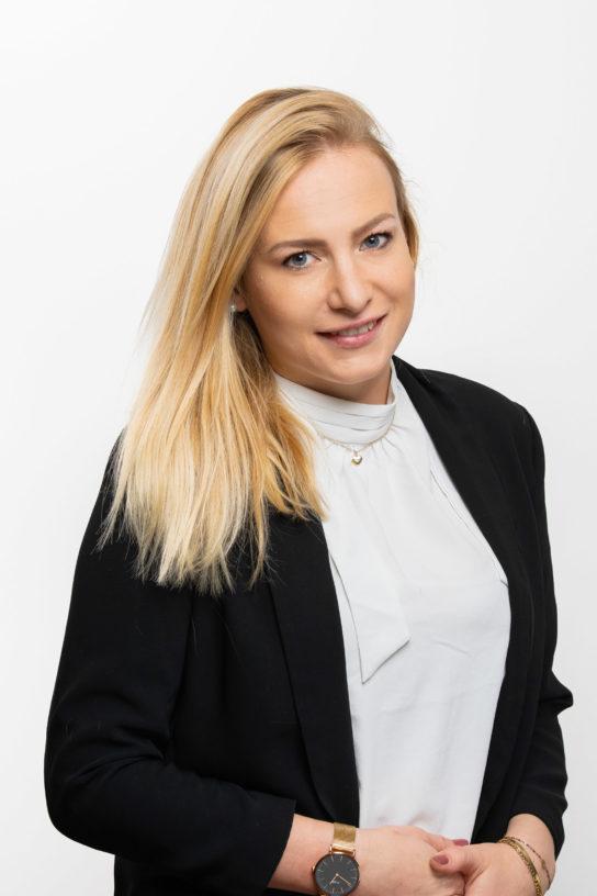 Ansprechpartnerin Laura Fietz