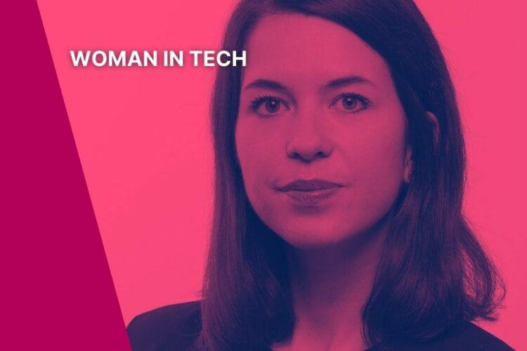 woman in tech